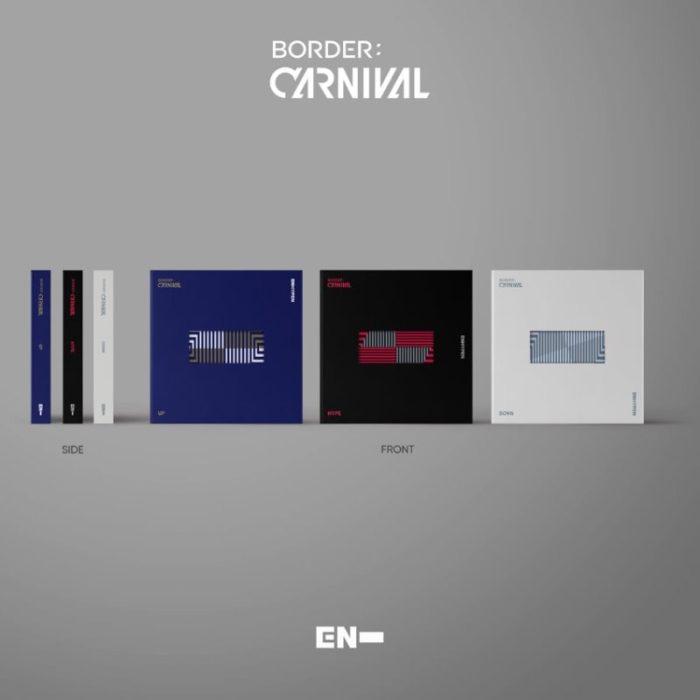 ENHYPEN 2nd Mini Album [BORDER : CARNIVAL]