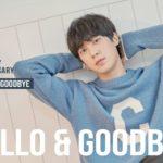 SUNGMO BIRTHDAY ANNIVERSARY「Hello&goodbye」