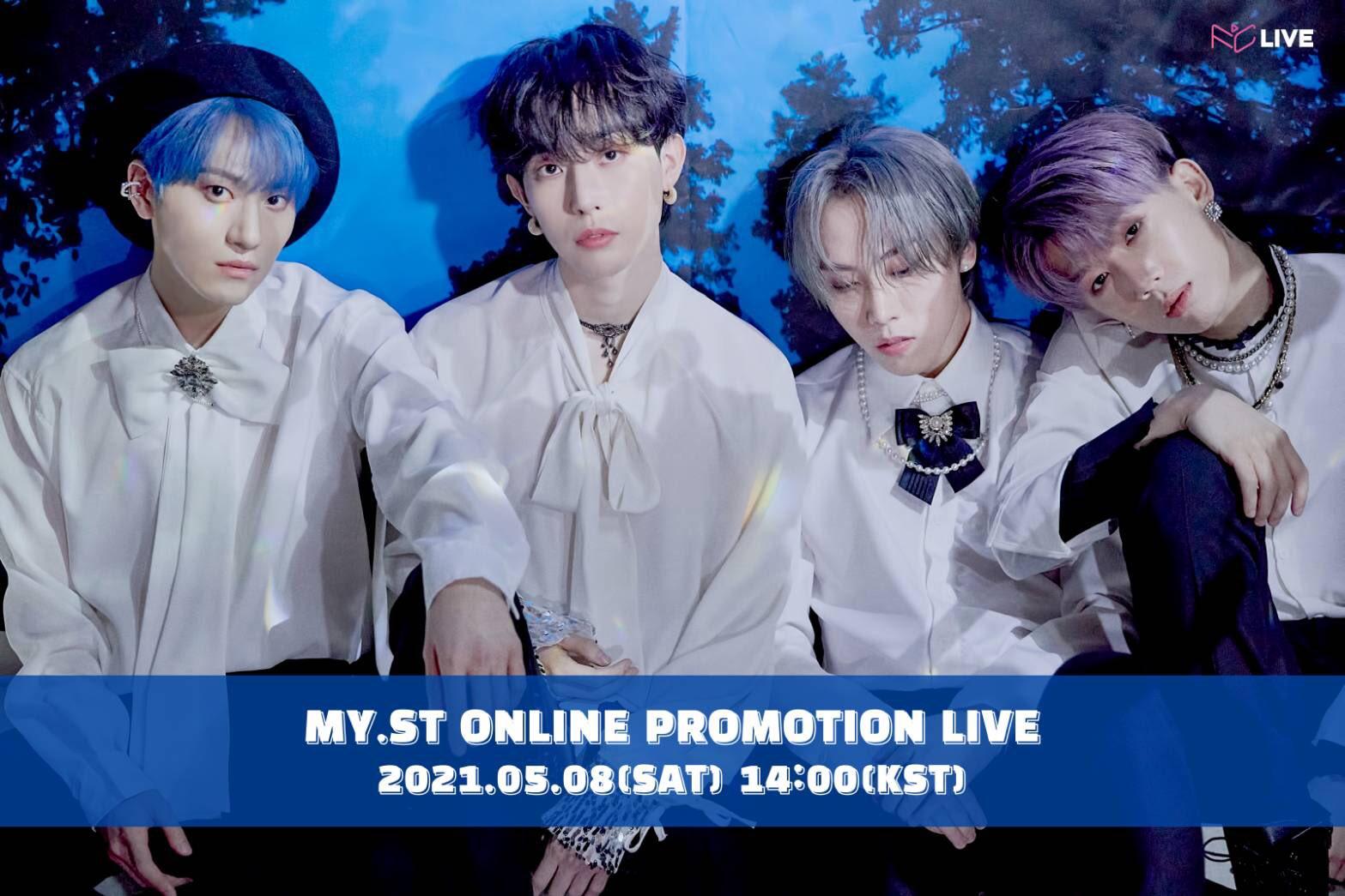 MY.ST PROMOTION LIVE