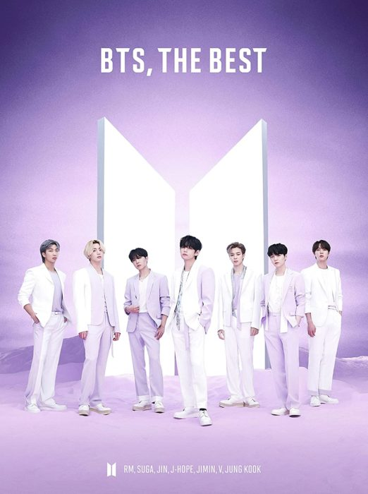 BTS「THE BEST」初回限定盤A