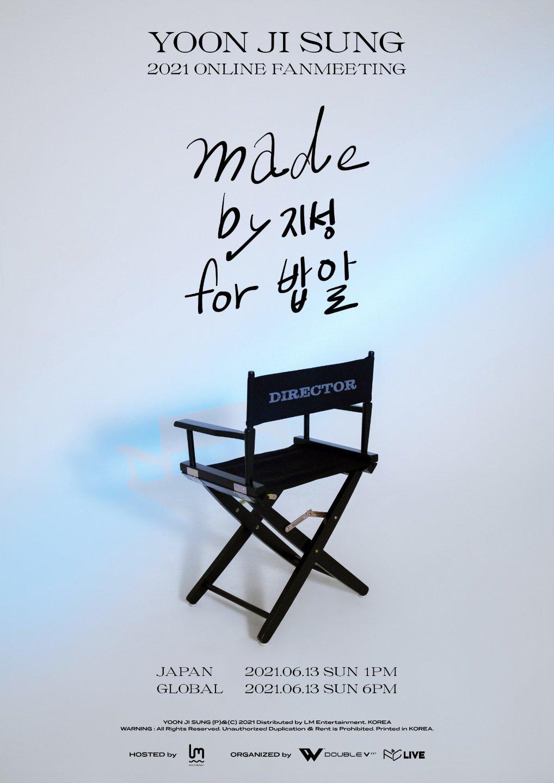 2021 YOON JI SUNG ONLINE FAN MEETING 'MADE BY JISUNG for 밥알(BABAL)' Show1