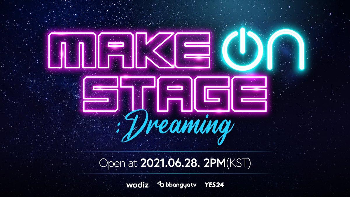 2021 BBANGYA TV BMF [Make on Stage:Dreaming] 1st Concert