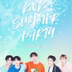 KNK ONLINE LIVE & TALK EVENT~SUMMER PARTY~