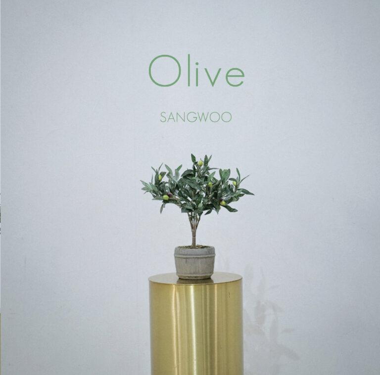 【FC限定】SANGWOOプロデュースソロデビューシングル『Olive』オンラインサイン会