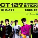 NCT 127 The 3rd Album 'Sticker' Comeback Show