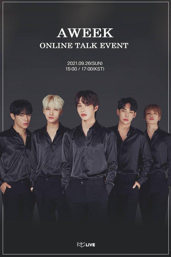 AWEEK ONLINE  TALK EVENT [part.1]