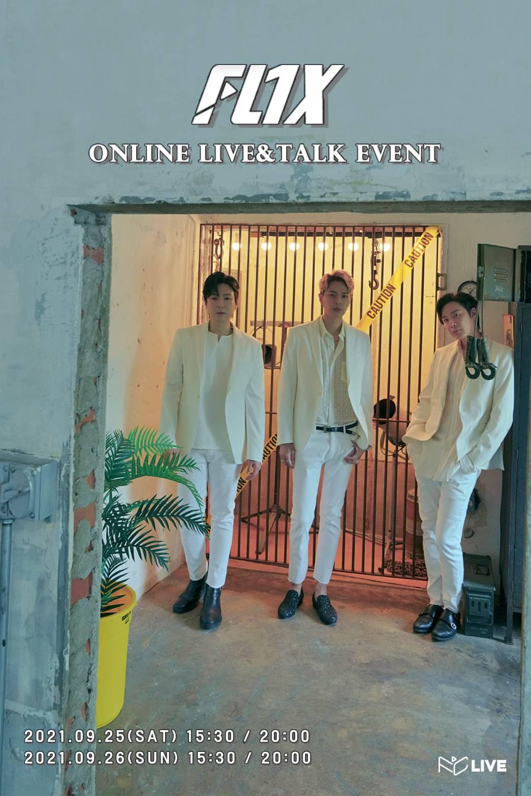 FL1X ONLINE LIVE & TALK EVENT [show2]