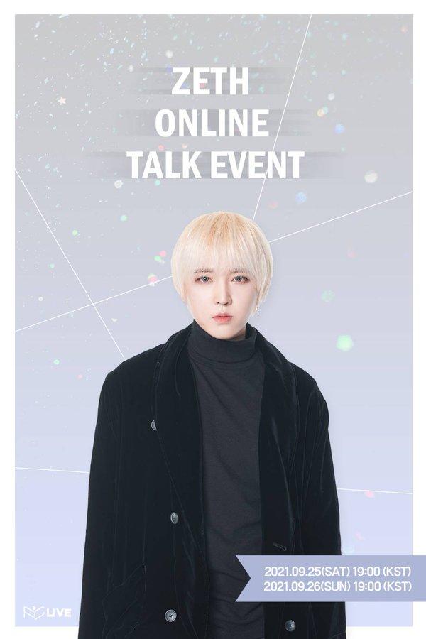 ZETH ONLINE TALK EVENT