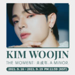 KIM WOOJIN [The moment : 未成年, a minor.] VIDEO CALL EVENT